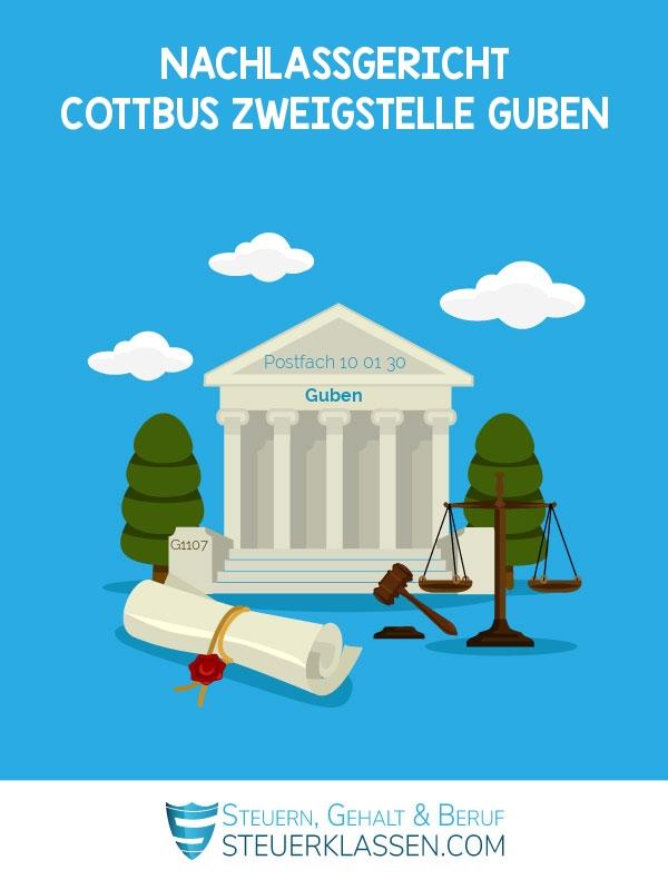 Nachlassgericht Cottbus Zweigstelle Guben