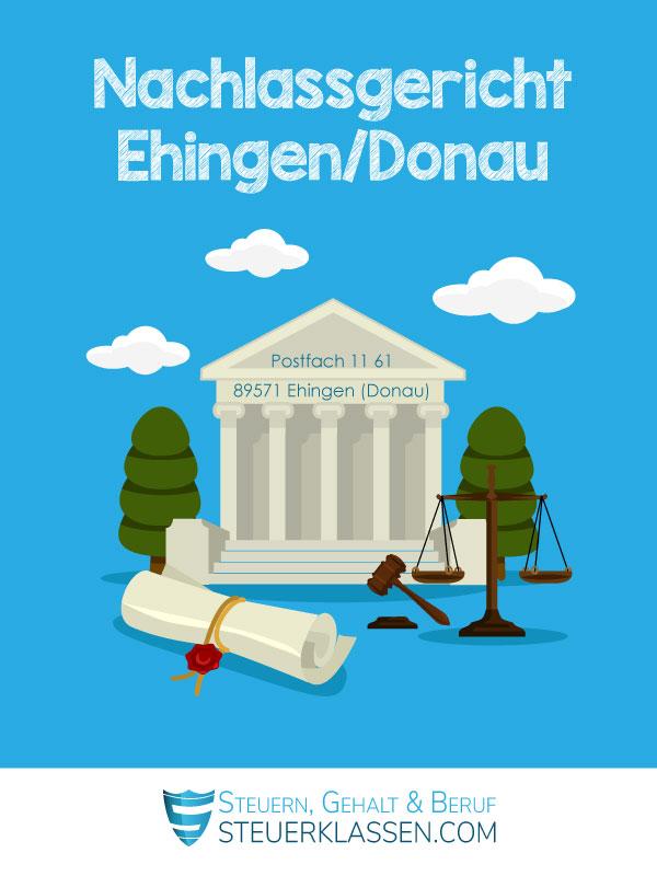 Nachlassgericht Ehingen/Donau