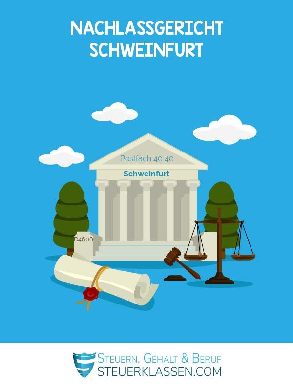 Nachlassgericht Schweinfurt
